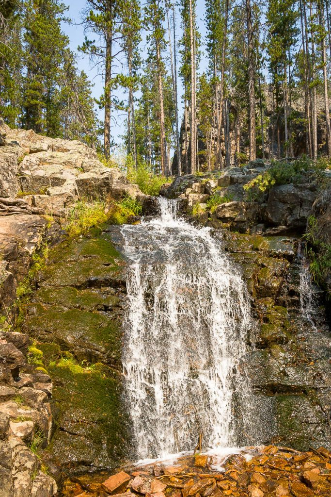 Memorial Falls Trail, Lewis and Clark National Forest, Montana