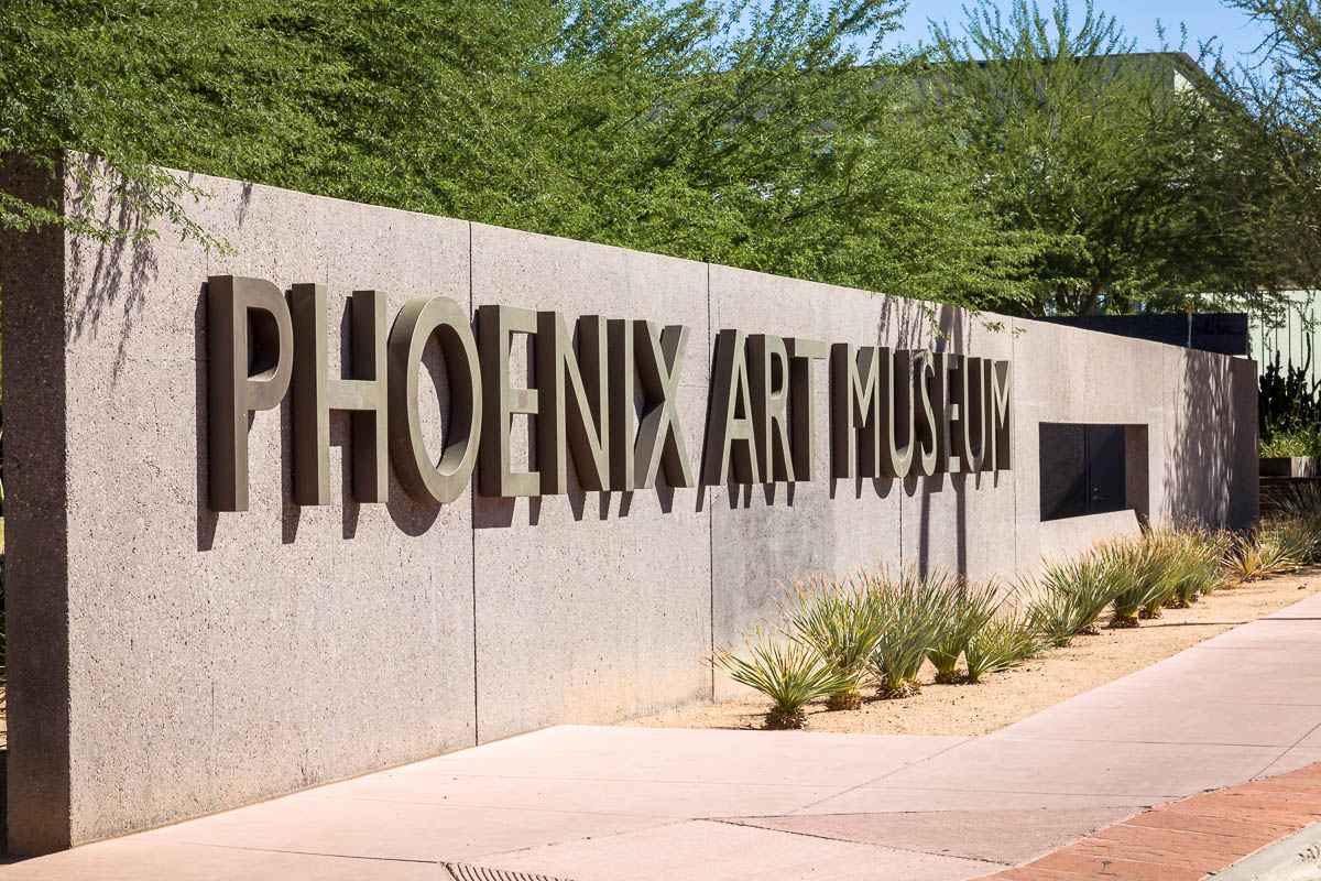 Phoneix Art Museum, Phoneix, Arizona