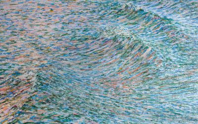 Painting Water—The Art of Barbara Kemp Cowlin