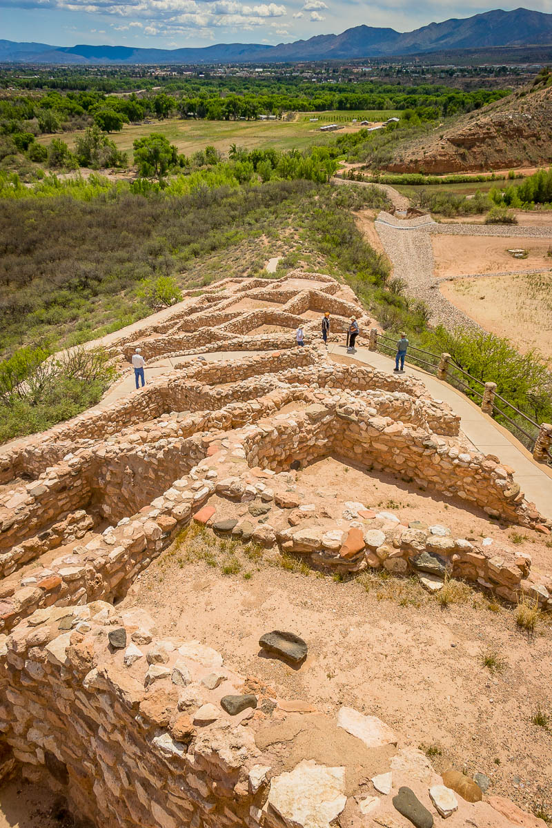 Tuzigoot Naitonal Monument, Arizona