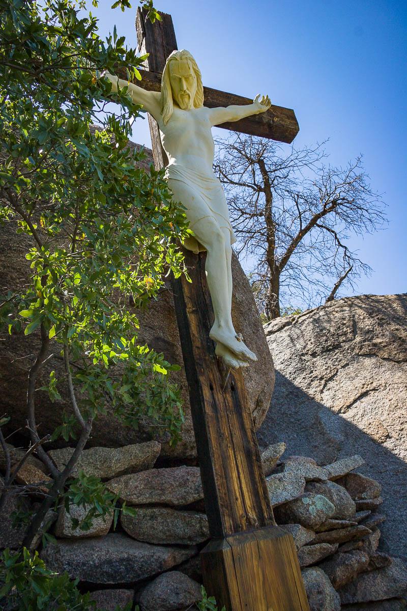 Shrine of St. Joseph, Yarnell, Arizona