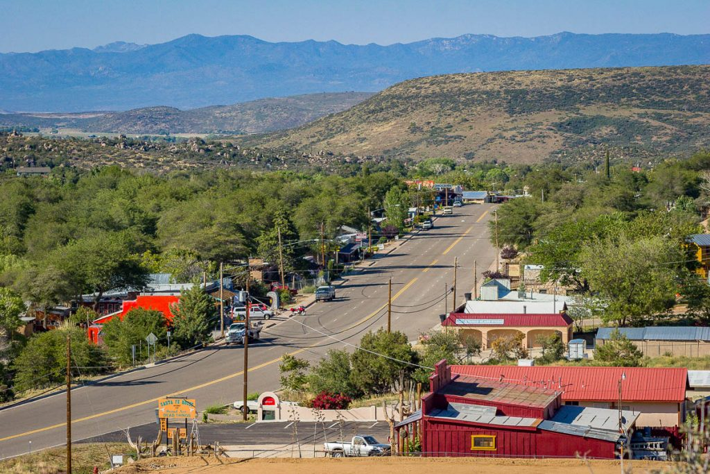Yarnell, Arizona