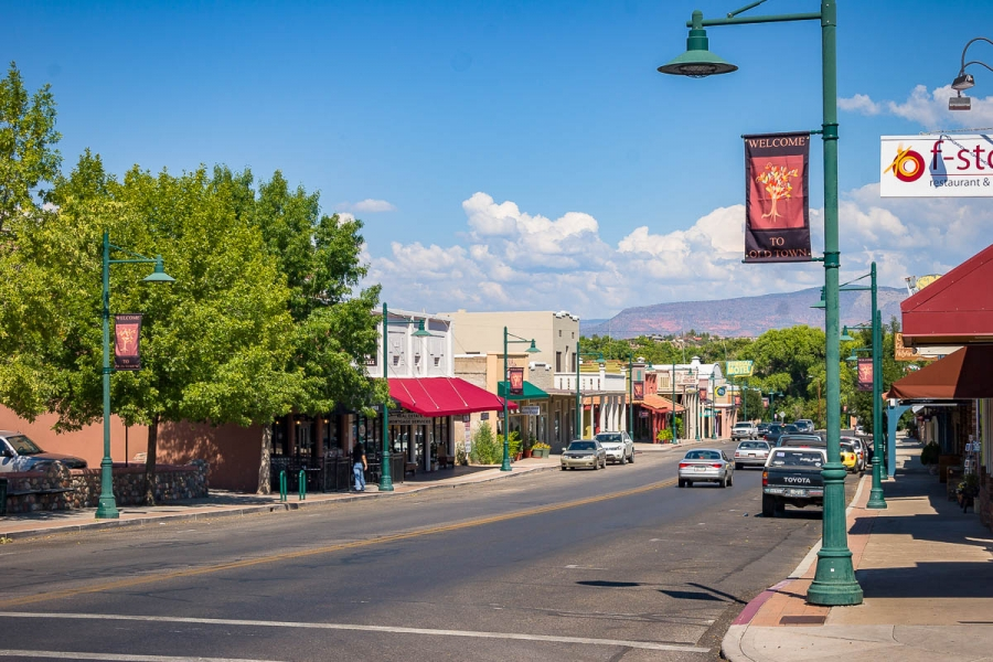 Jerome, Clarkdale and Cottonwood