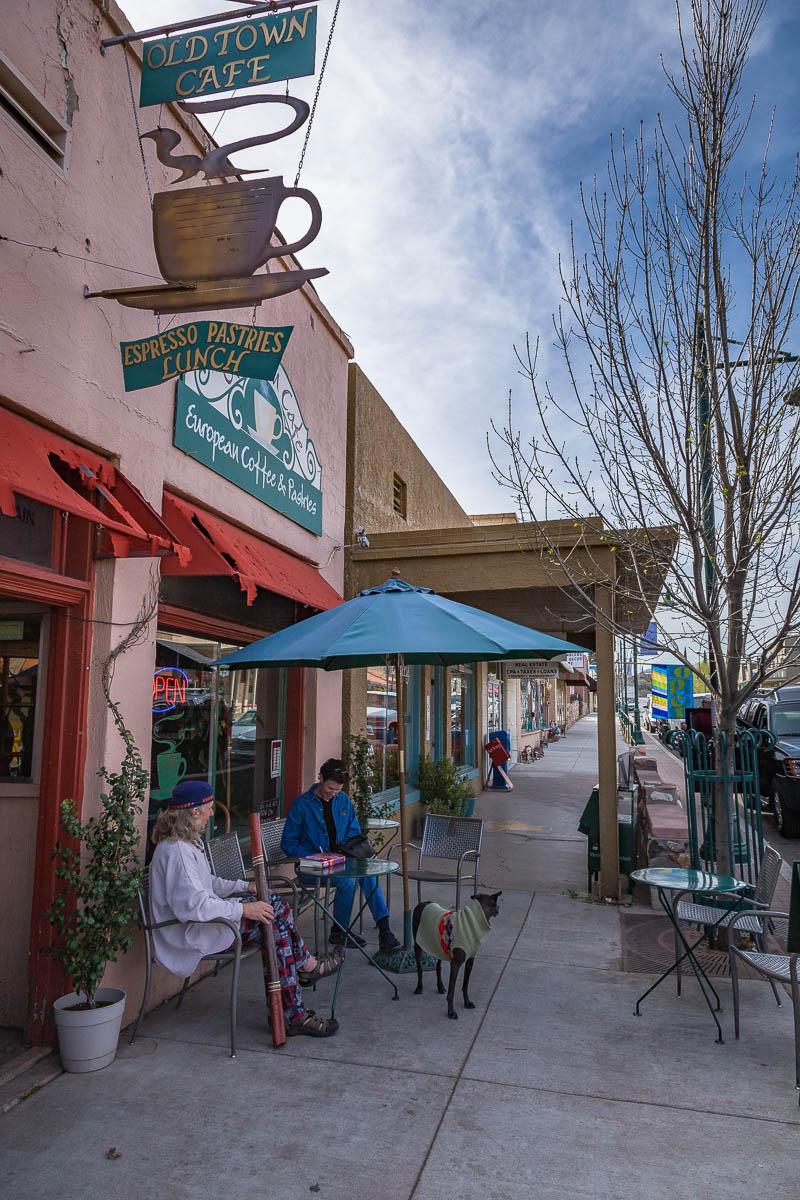 Old Town Cottonwood, Arizona