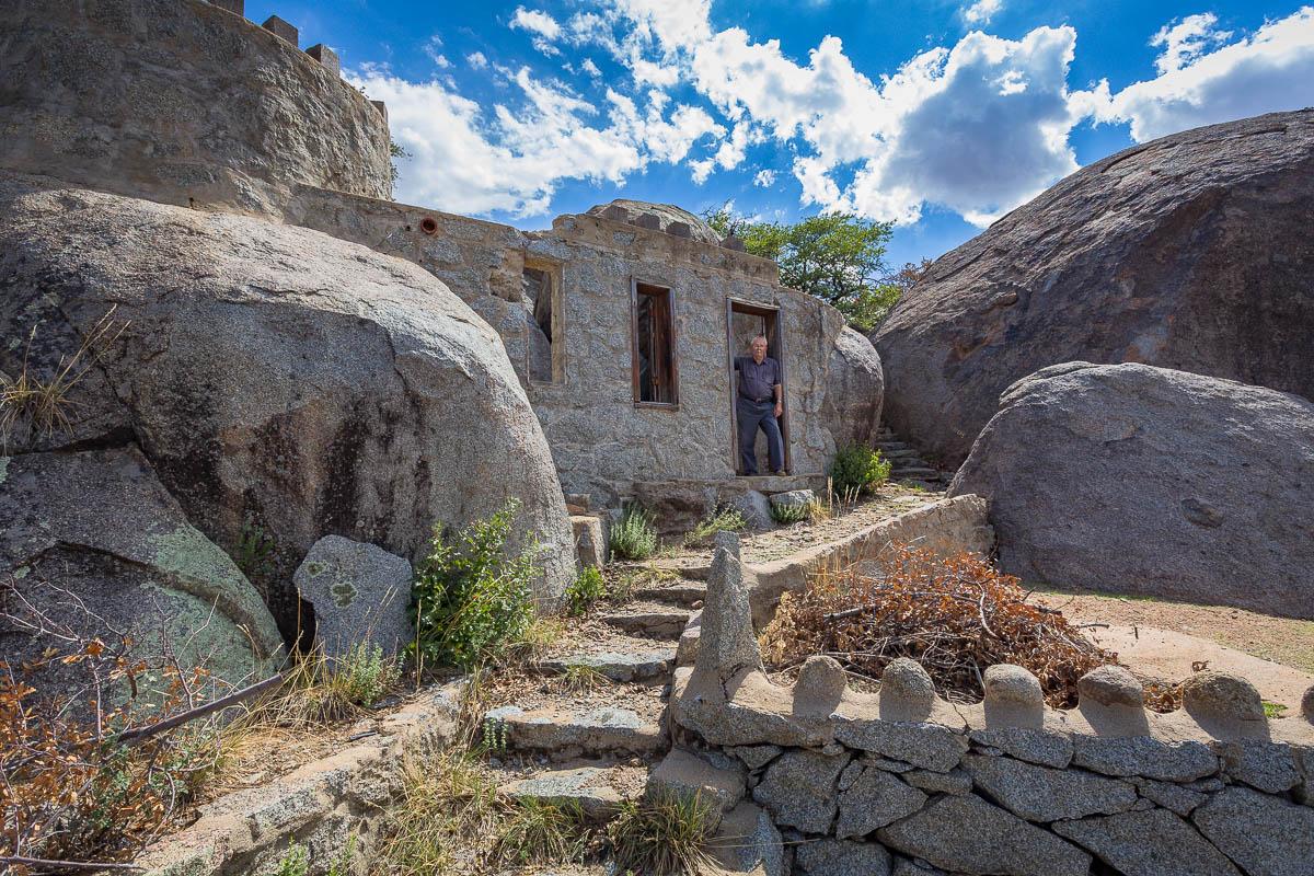 Carraros Grotto, Yarnell, Arizona