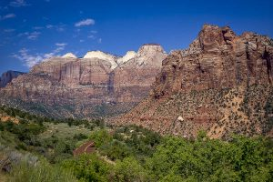 Towers of the Vigin, Zion National Park