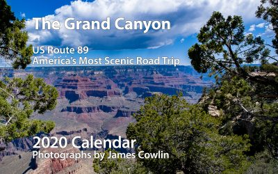 2020 Calendar—The Grand Canyon