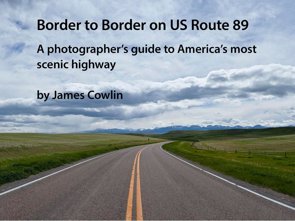 US Route 89 Photographer's Guide Cover